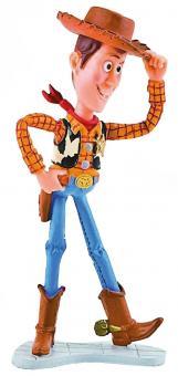 Фигурка Вуди 10 см, из мультфильма История игрушек