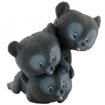 Фигурка Тройняшки медвежата, из мультфильма Храброе сердце