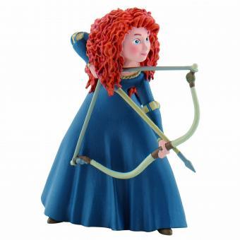 Фигурка принцесса Мерида с луком, из мультфильма Храброе сердце