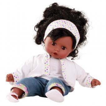 Кукла Маффин, брюнетка