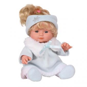 Карапуз. Кукла 24 см. с твердым телом озвученная в коробке (5 функций)