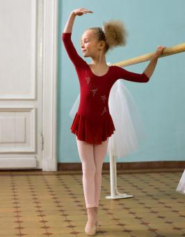 Колготки детские Arina Ballerina 128-134