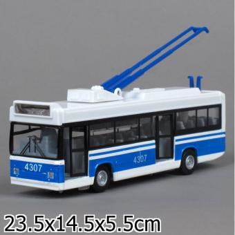 Модель Троллейбуса