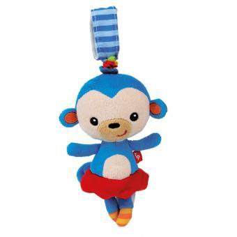 погремушка-растяжка fisher-price обезьянка
