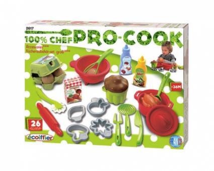 Набор кулинара PRO-Cook: посудка с продуктами