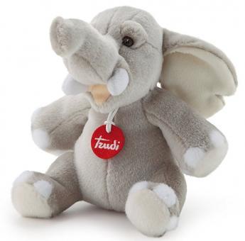 Мягкая игрушка Слон Пауло, 20 см