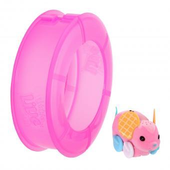 Little live Pets Интерактивная игрушка Мышка розовая в колесе