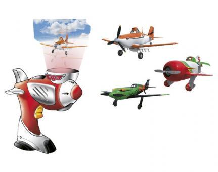 Самолеты с пусковым механизмом, 7см, 3 вида