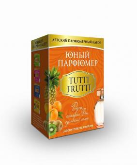 Каррас.Набор Юный Парфюмер. Tutti Frutti