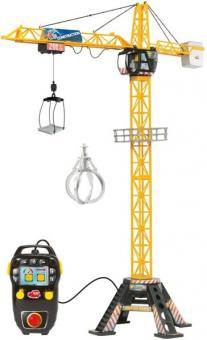 Кран 100 см на дистанционном управлении, платформа, клешни