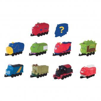 Chuggington Игровой набор из 10 паровозиков
