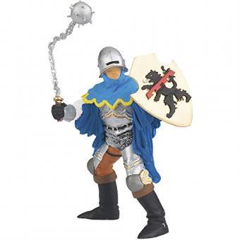 Фигурка Офицер с булавой синий, 11 см