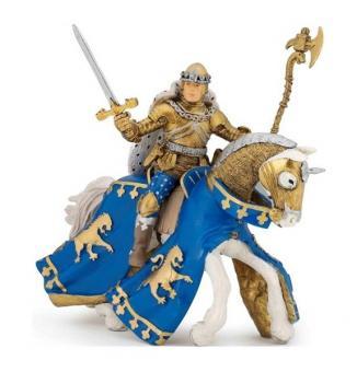 Принц Ричард, синий