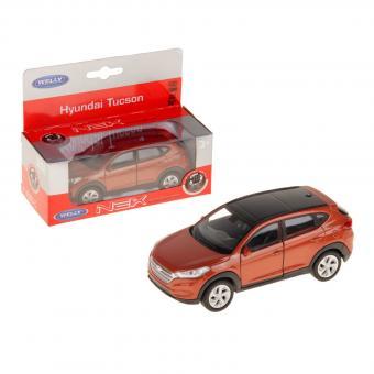Модель машины  Hyundai Tucson 1:34-39