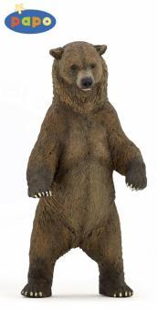 Фигурка Медведь гризли
