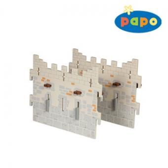Широкие съмные стены (2шт) для Замка рыцарей