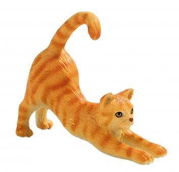 Фигурка Кот рыжий, 7 см
