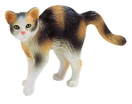Фигурка Кот трехцветный, 7 см