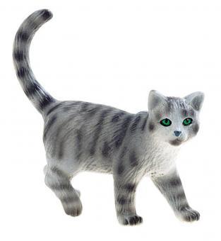 Фигурка Кошка породы шартрез, 7 см