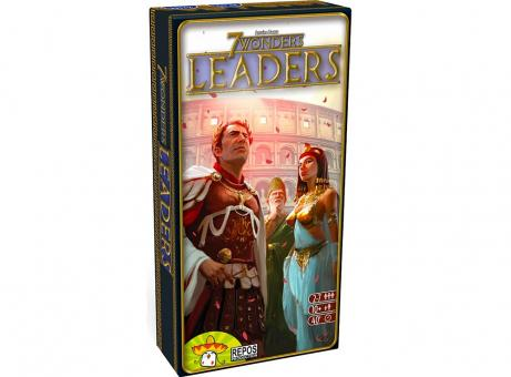 Настольная игра 7 чудес: Лидеры