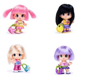 Кукла Пинипон 16 см Модные прически (4 в ассортименте)