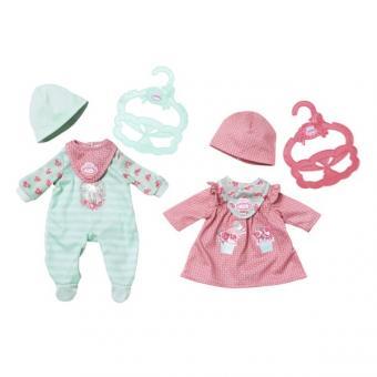 My first Baby Annabell Одежда для куклы 36 см, 2 вида