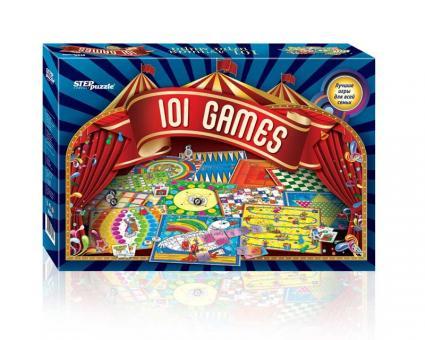 Настольная игра. 101 лучшая игра мира
