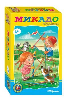Дорожные игры Микадо