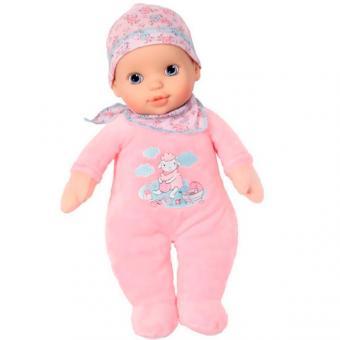 Newborn Baby Annabell Кукла мягкая с твердой головой, 30 см