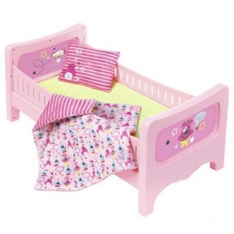 Baby Annabell Мягкая кроватка - манеж