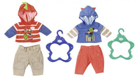 Baby born Одежда для мальчика, 2 вида