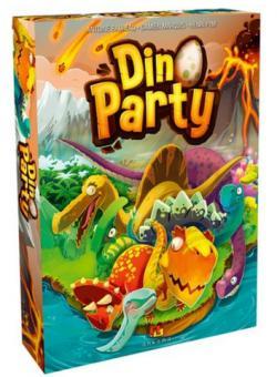 Настольная игра Дино Туса Dino Party