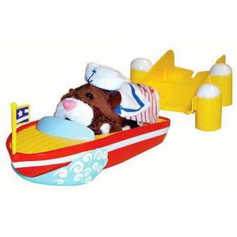 Жу жу Петс Игровой набор, Лодка и причал