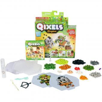 Qixels Квикселс Набор для творчества Атака троллей