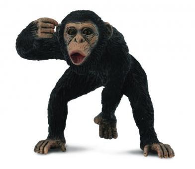 Фигурка  Шимпанзе, самец 10  см