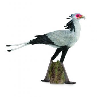 Фигурка Птица секретарь, 11 см