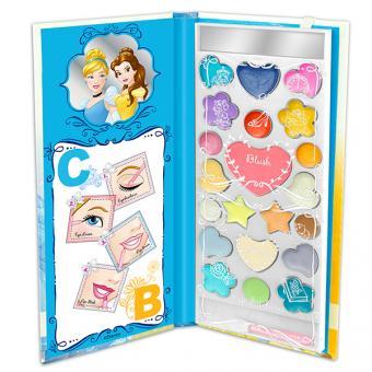 Princess Игровой набор детской декоративной косметики в книжке