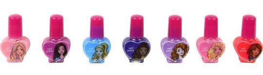 Barbie Детский лак для ногтей