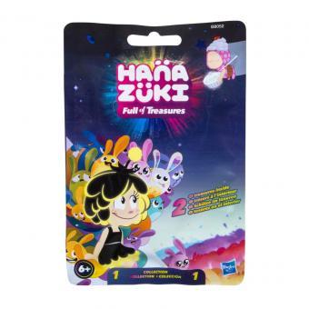 Hanazuki  2 Фигурки-сокровища в закрытой упаковке