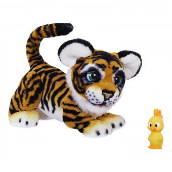 Furreal Friends Интерактивная игрушка тигрёнок Рычащий Амурчик