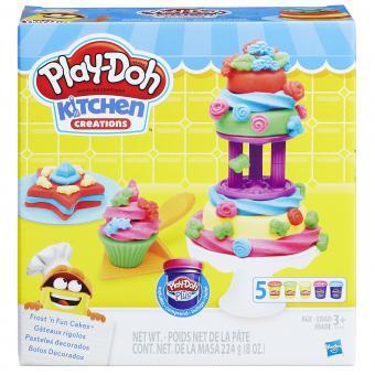 Play-Doh Игровой набор Для выпечки