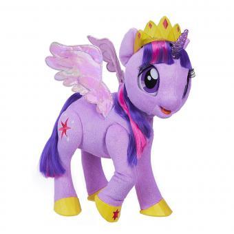 Интерактивная игрушка My little Pony Сияние Твайлайт Спаркл