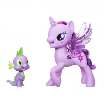 My Little Pony Поющие Твайлайт и Спарк