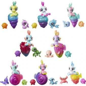My little Pony Мерцание Пони-подружки