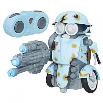 Интерактивный робот на дистанционном управлении Сквикс (свет, звук)