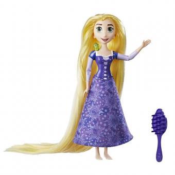 Кукла Принцесса Диснея Запутанная история Поющая Рапунцель со светом, звуком
