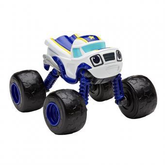 Blaze Чудо-машинка с подвижными колесами, Смельчак