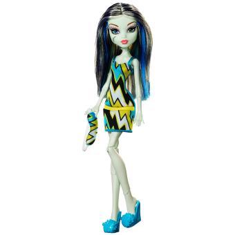 Кукла Monster High Пижамная вечеринка, Frankie Stein Френки Штейн