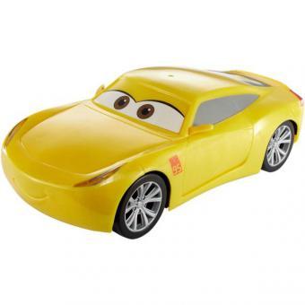 Машина Cars Крус Рамирес, движущаяся модель со светом и звуком