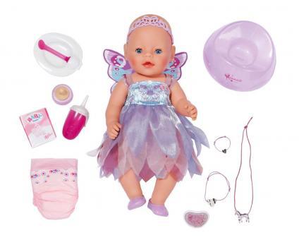 BABY born Кукла Фея Интерактивная, 43 см